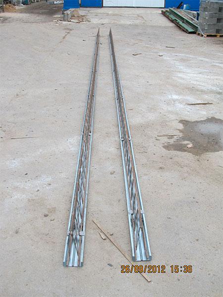 Балки МАРКО-ПРОФИЛЬ длиной 12 метров