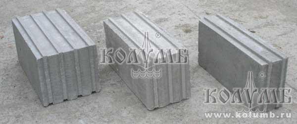 Блоки из полистиролбетона с замком