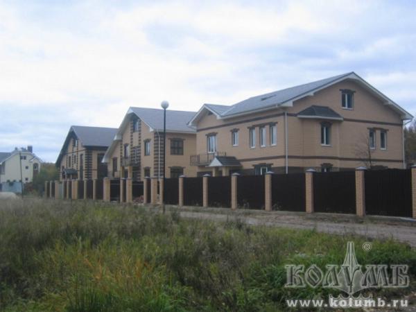 Эти дома из полистиролбетона уже проданы