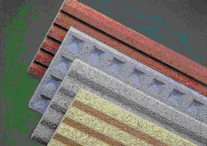 Элементы шумозащитных конструкций из СЦП
