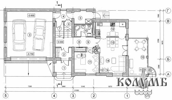 Особенности выбора проекта дома